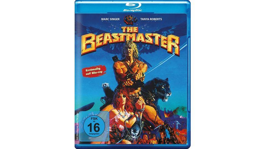 The Beastmaster Uncut Version