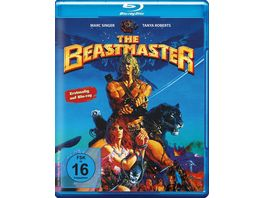 The Beastmaster Uncut Version