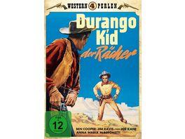 Durango Kid der Raecher Western Perlen 4