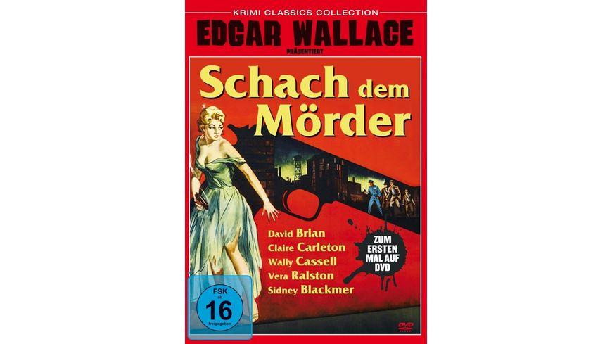 Edgar Wallace praesentiert Schach dem Moerder