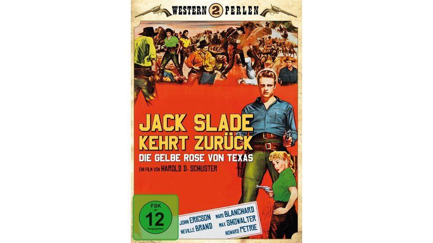 Jack Slade kehrt zurueck Die gelbe Rose von Texas Western Perlen 2