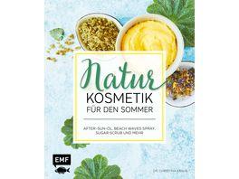 Kraus Christina Naturkosmetik fuer den Sommer After Sun Oel Beach Waves Spray Sugar Scrub und mehr