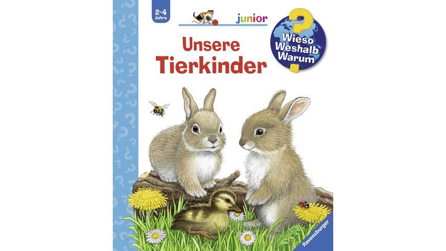 Ravensburger Unsere Tierkinder