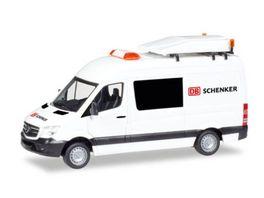 Herpa 93590 Mercedes Benz Sprinter BF3 DB Schenker