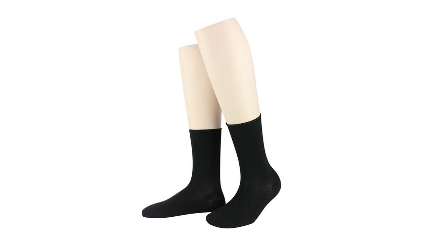 MOVE UP Damen Socken mit Rollrand modisch