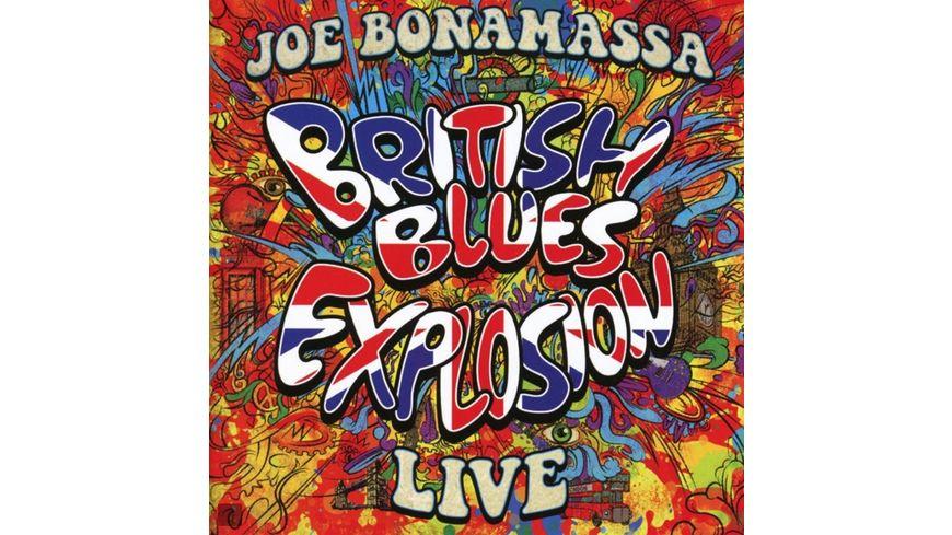 British Blues Explosion Live 2CD