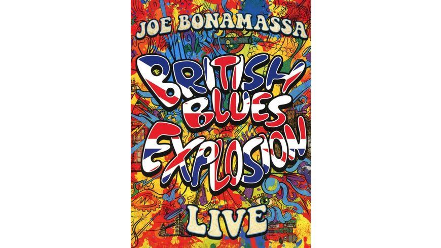 British Blues Explosion Live 2DVD