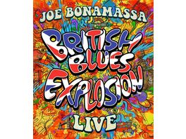 British Blues Explosion Live BR