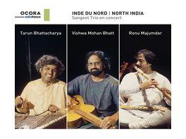 Sangeet Trio en Concert
