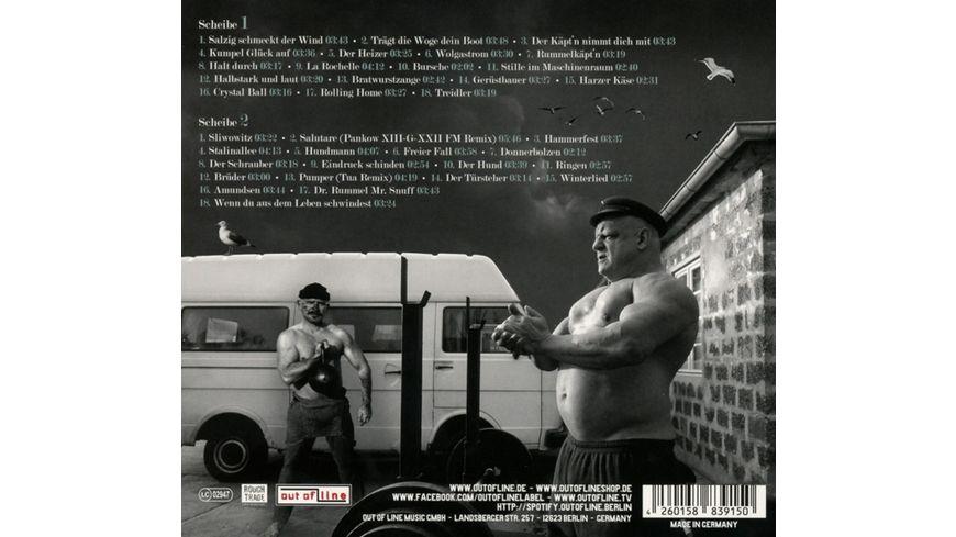 Salzig Schmeckt Der Wind 2CD