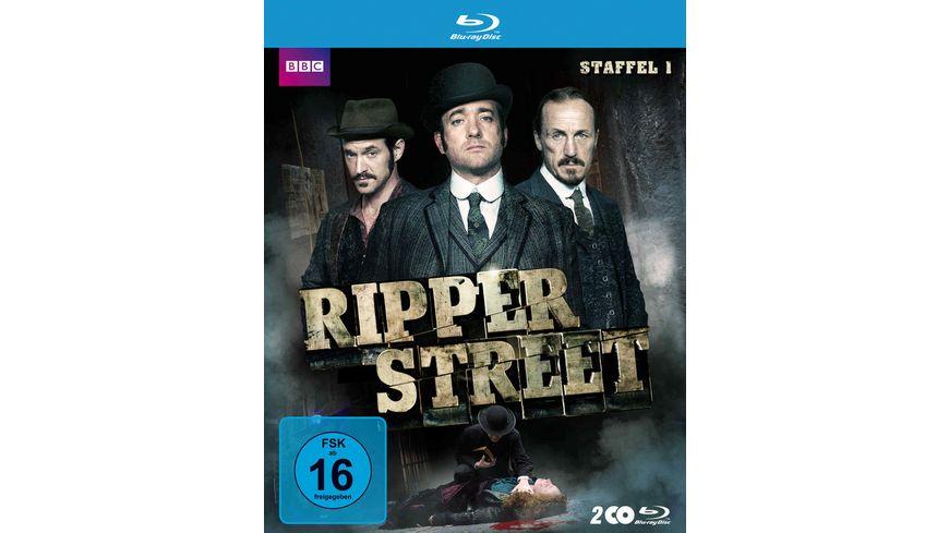 Ripper Street Staffel 1 2 BRs