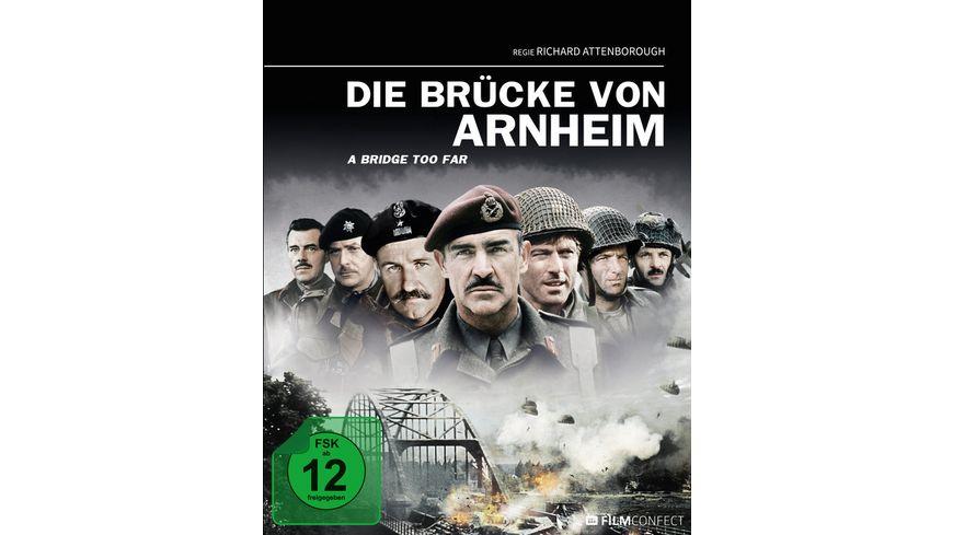 Die Bruecke von Arnheim Limitiertes Mediabook Original Kinoplakat