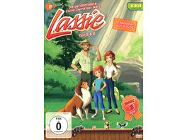 Lassie Die Neue Serie Box 3 2 DVDs