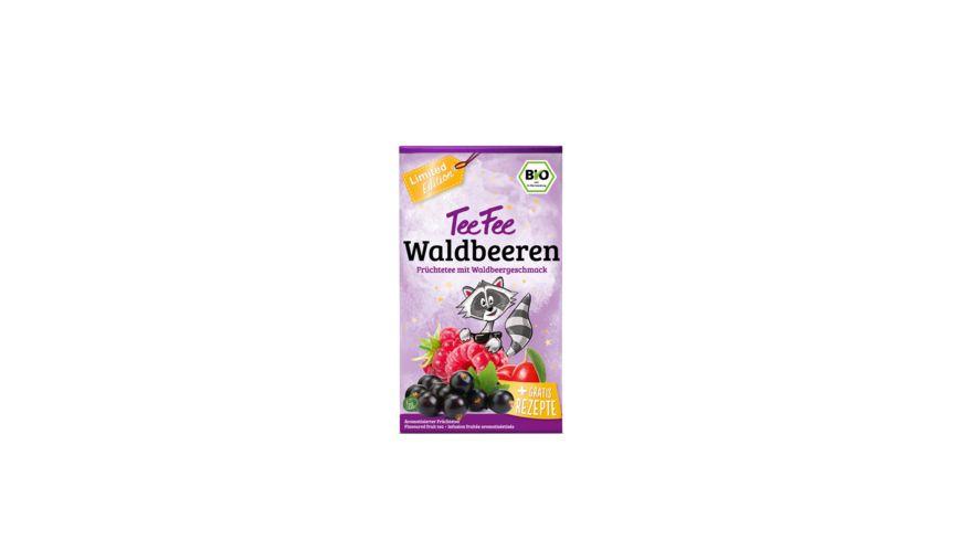 TeeFee Früchtetee Waldfrucht
