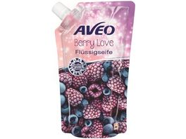 AVEO Cremeseife Berry Love