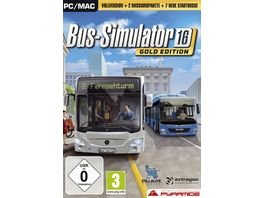 Bus Simulator 16 Gold Edition