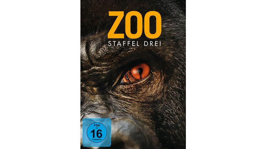 Zoo Season 3 DVDs