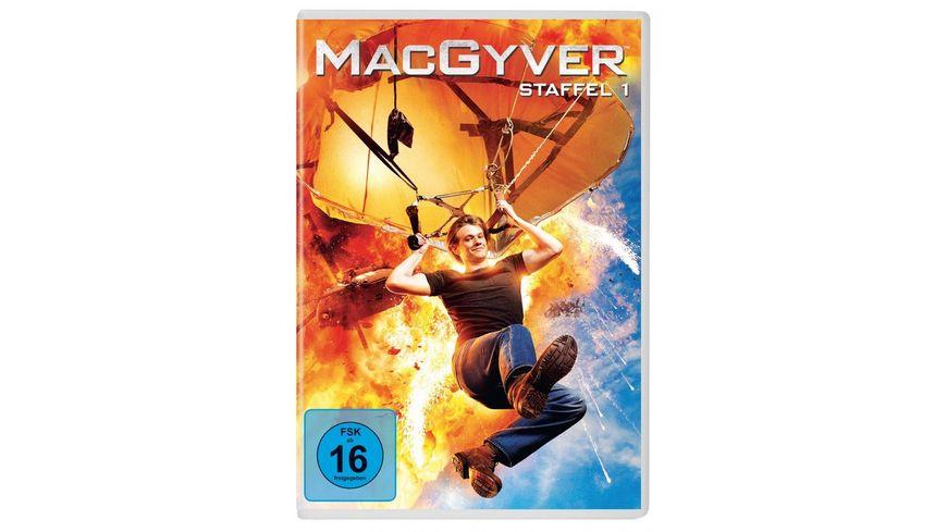 MacGyver Staffel 1 5 DVDs