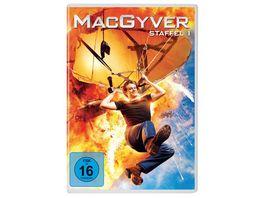 Mac Gyver Season 1 5 DVDs