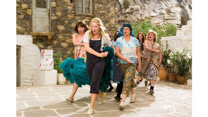Mamma Mia 2 Disc Special Edition Bonus DVD