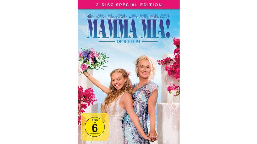 Mamma Mia Der Film Special Edition Bonus DVD