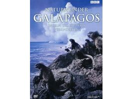 Naturwunder Galapagos Inseln die die Welt veraenderten