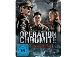 Operation Chromite Steelbook Uncut LE