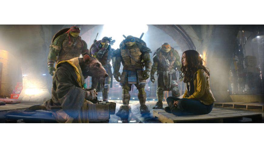 Teenage Mutant Ninja Turtles 4K UHD