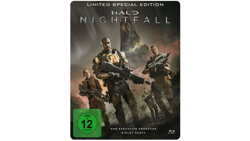 Halo Nightfall SLE