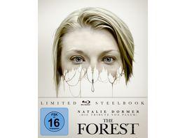 The Forest Verlass nie den Weg Steelbook