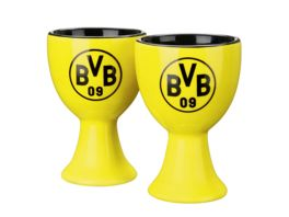 BVB Eierbecher 2er Set