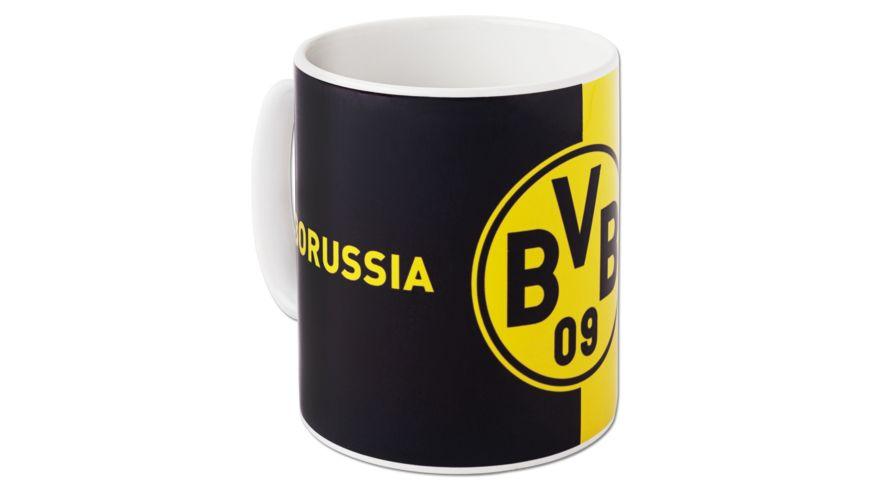 BVB Tasse schwarz gelb