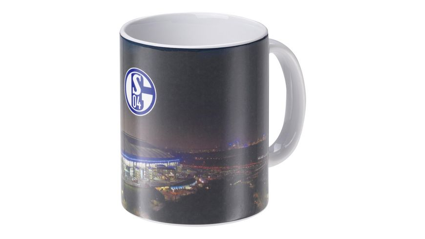 FC Schalke 04 Kaffeebecher Magic Mug