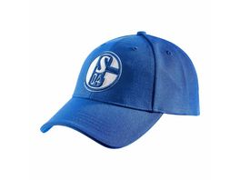 FC Schalke 04 Cap koenigsblau