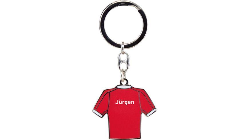 FC BAYERN MUeNCHEN Schluesselanhaenger Juergen