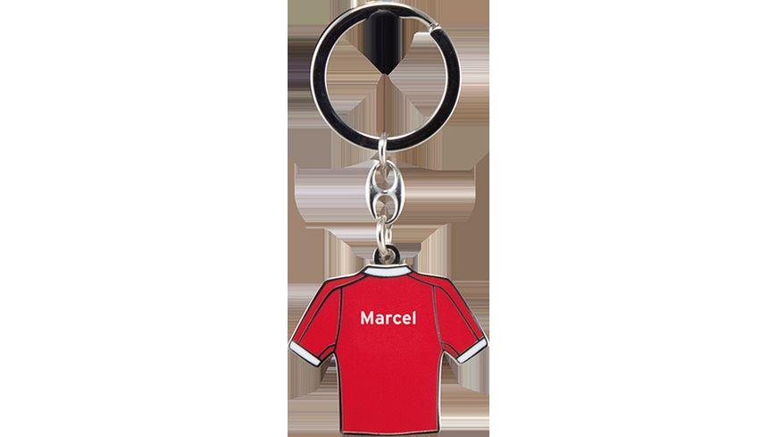 FC BAYERN MUeNCHEN Schluesselanhaenger Marcel