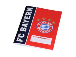 FC BAYERN MUeNCHEN Hausaufgabenheft