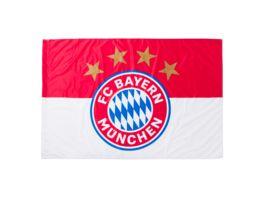FC BAYERN MUeNCHEN Fahne Logo 150x100 cm