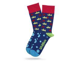 Unabux Socke U Boote Unisex