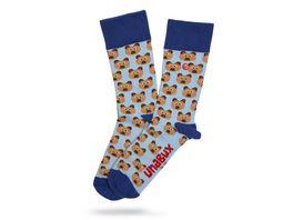 Unabux Socke Baerchen Unisex