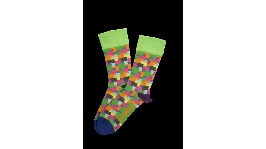 Unabux Socke Crazy Unisex