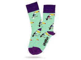Unabux Socke Tukan Unisex