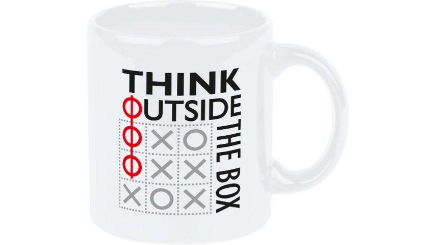 WAECHTERSBACH Henkelbecher Think outside