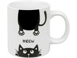 WAECHTERSBACH Henkelbecher Meow
