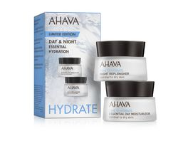 AHAVA Set Essential Day Night Replenisher