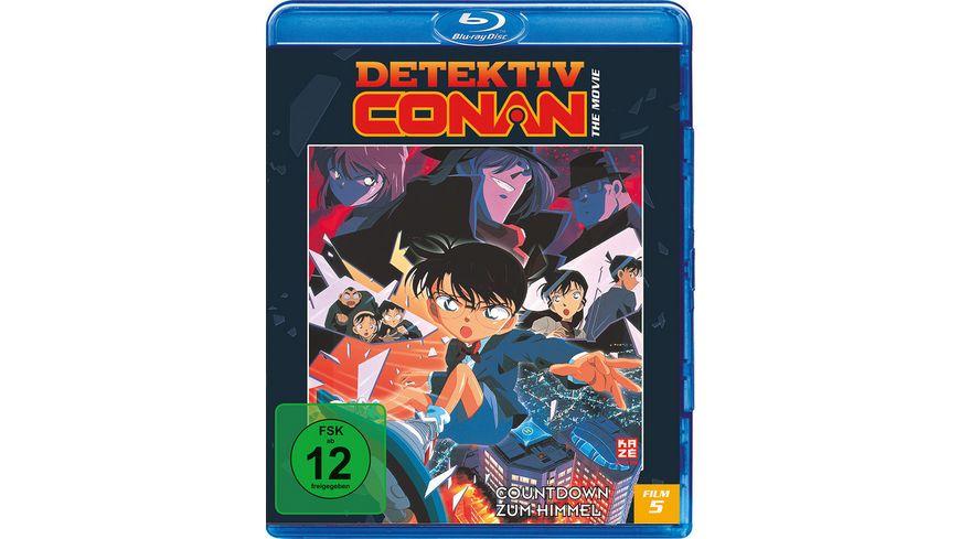 Detektiv Conan 5 Film Countdown zum Himmel