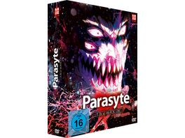 Parasyte The Maxim DVD 1 mit Sammelschuber Limited Edition 2 DVDs