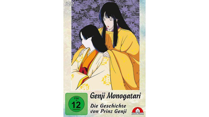 Genji Monogatari Die Geschichte von Prinz Genji