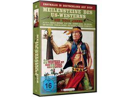 Meilensteine des US Westerns Deluxe Box 10 DVDs