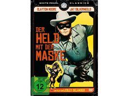 Der Held mit der Maske Original Kinofassung